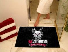 South Dakota USD Coyotes All-Star Welcome/Bath Mat Rug 34X45