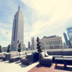 80 NYC rooftop bars: the ultimate guide    http://www.thrillist.com/drink/new-york/rooftop-bar-nyc