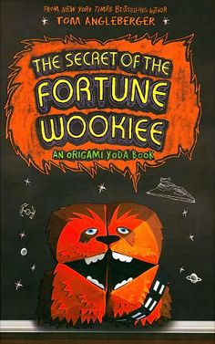 My 8-year-old son loves this series... number three is as good as their first two. If you're looking for books that grab a young boy and keep his attention, you can't go wrong. The Secret of the Fortune Wookiee (Origami Yoda Series #3)