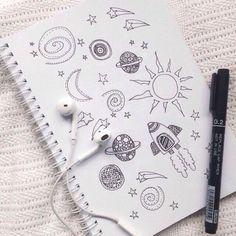 картинки для срисовки в личный дневник девочки в стиле: 20 тыс изображений найдено в Яндекс.Картинках