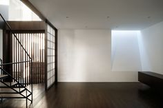 I'm such a sucker for Japanese houses. House in Utsunomiya by Soeda architects,