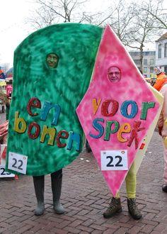 Grote Optocht Breda: en bonen Voor spek