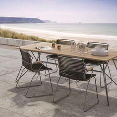 Click Dining Chair (grijs onderstel) - HOUE-https://www.livingdesign.be/nl/producten/detail/click-dining-chair-grijs-onderstel-houe