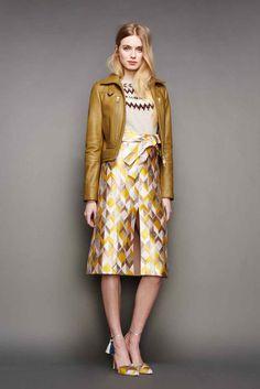JCrew Styling Tips Ideas- Fall 2015 Fashion Week Show
