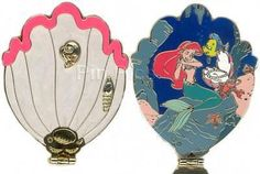 RARE Disney Auctions Ariel The Little Mermaid Behind Closed Doors Le 100 Pin | eBay