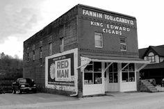 Fannin Tobacco & Candy Company, Blue Ridge, GA
