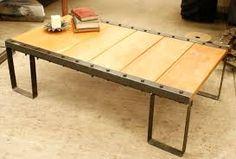 Resultado de imagen para muebles con madera rustica