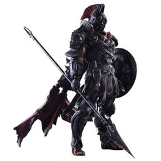 Amazon.com: Square Enix Variant Play Arts Kai DC Comics Batman Timeless Sparta Action Figure: Toys & Games