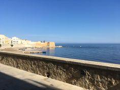 Tramontana's Wall Sicily