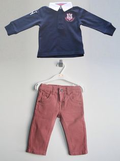 Porque el rosa también es para los niños Khaki Pants, Sweatpants, Fashion, Kids Fashion, Pink, Moda, Khakis, Fashion Styles, Sweat Pants