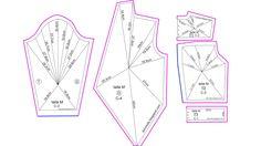 Material:    1.5m de tela | 1.5m fabric  tijeras | scissors  alfileres | pins  hilo |  thread s  maquina de coser | sewing mach...