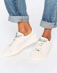 Sneaker von Puma, 109,99 €  WomenShoesWedges Sportschuhe, Styling Tipps,  Flache dc90391d0d