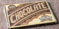 Olive and Sinclair combines their signature brown sugar flavor profile with Ghanaian cacao beans and Nashville's own outstanding Bongo Java coffee beans to create this deliciously energizing bar.