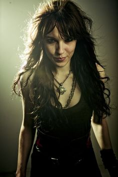 Lzzy Hale- Hard Core Voice, Hard Core Style. Nicest person on the planet.