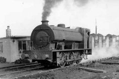 0-6-0ST National Coal Board, Area 4 (Central East) No.17 by Hunslet