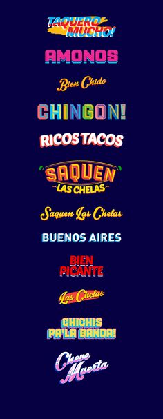 La Fábrica del Taco on Behance Like & Repin. Noelito Flow. Noel http://www.instagram.com/noelitoflow