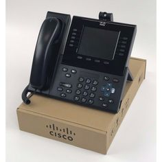 Cisco 9951 Unified IP Phone VoIP POE - 1 Year Warranty - NEW - LOT. Office Phone, Landline Phone, Cl, Chihuahua, Charcoal, Smile, Cosmetics, Chihuahua Dogs, Chihuahuas