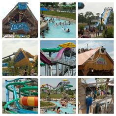 Get wet and wild at Zoombezi Bay! With 17 water rides and right on Columbus Zoo grounds, you're sure to have a great time! Tickets are included in the Roar & Explore Adventure Giveaway, starting at $361. http://www.columbusfamilyfun.com