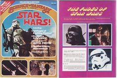 Star Wars classic magazine