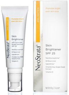 Cildinizi yoğun biçimde nemlendirerek besleyen, güçlendirerek dış etkenlere karşı koruyan #Neostrata #Enlighten #Skin #Brightener SPF 25 #Leke #Kremi 40 gr ürününü kullanabilirsiniz.Diğer Neostrata ürünleri için http://www.narecza.com/neostrata sayfamızı ziyaret edebilir detaylı bilgilere ulaşabilirsiniz.