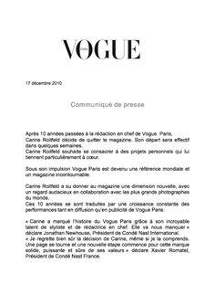 fashion press release - Google Search