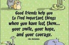 Motivational quotes friendship