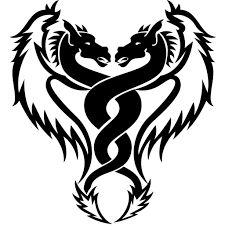40 Black And White Tattoo Designs Hello! Here we have best wallpaper about tattoo designs black and white. Dragon Tattoo Vector, Black Dragon Tattoo, Dragon Tattoo Designs, Dragon Tattoos, Historical Tattoos, Rainbow Serpent, Create Your Own Tattoo, Elegant Tattoos, Temp Tattoo