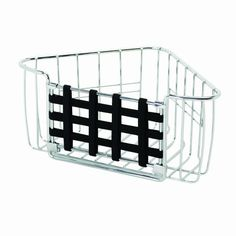 Zenith Stretch and Store Corner Shower Basket, Chrome by Zenith. Save 27 Off!. $12.97. Includes large suction cups to hold caddy firmly in place. Measures 10.1-inches wide by 5.9-inches deep by 4.25-inches high. Sturdy, rust resistant chome wire frame. Versatile mildew resistant elastic mesh grid holds hard to store shower items in place. Zenith provides shower organization in a wide range of designs to meet all your bathroom needs. The stretch and store is an innovative new way to organize…