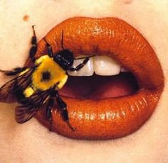 #lips #bee #health #apiterapia