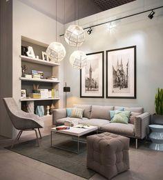 в цветах: черный, серый, светло-серый, белый.  в стилях: американский стиль, экологический стиль.