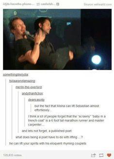 #Misha #Supernatural