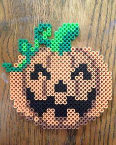 Halloween perler beads by perlerbeadsarelife