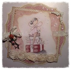 DT Inspiration - Christmas Presents - All Dressed up Challenge blog: Birthday…