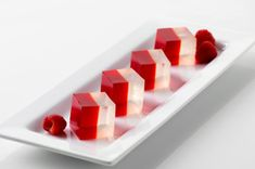 Sparkling Raspberry JIGGLERS Recipe - Kraft Recipes. If you make this recipe w/ Canada dry will it glow under a black light? Must try.