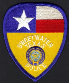 Sweetwater PD TX 1