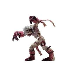 DC Unlimited World of Warcraft Series 5: Scourge Ghoul: Rottingham Action Figure toy [ parallel impo @ niftywarehouse.com #NiftyWarehouse #WoW #WorldOfWarcraft #Warcraft #Gaming