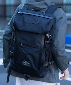 0c7e2fbd6d28 MAKAVELIC(マキャベリック)の「【MAKAVELIC】ダブルラインフラップバックパック/CHASE DOUBLE LINE BACKPACK /3106-10107(バックパック/リュック)」 - WEAR