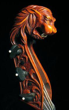 Wesley Brandt : : Viola de Gamba Maker : : Image Gallery