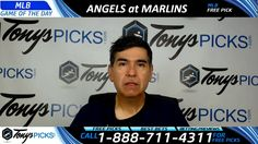 LA Angels vs. Miami Marlins Free MLB Baseball Picks and Predictions 5/28/17