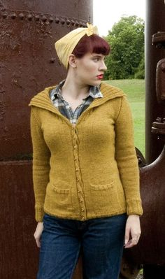 c93762a12d Armande cardigan   Winter 2013 Free Knitting Patterns For Women
