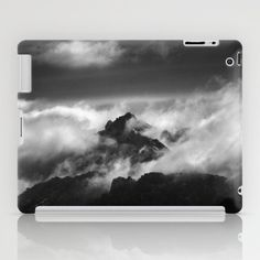Only one moment iPad Case by Guido Montañés - $60.00