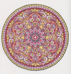 Magical mandalas 007 done with pencils --artístico (diy - pa Travel Pictures Poses, Beach Pictures, Tattoo Brazo, Creative Haven Coloring Books, Crochet Diy, Mandala Coloring Pages, World Pictures, Picture Poses, Mandala Design