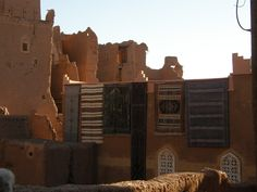 Ouarzazate, Morocco  **I just love saying the name: Warzazat!