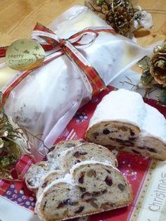 「【クリスマス】HBで作る簡単シュトーレン」シフォン | お菓子・パンのレシピや作り方【corecle*コレクル】