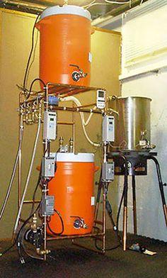 9 Serious DIY Beer-Brewing Rigs - Popular Mechanics