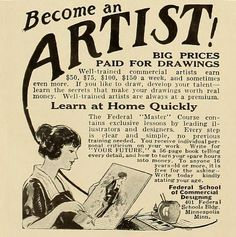 Become an Artist!