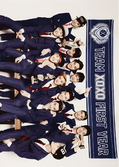 EXO... I think I'm graduallly starting to become an exotic... :O