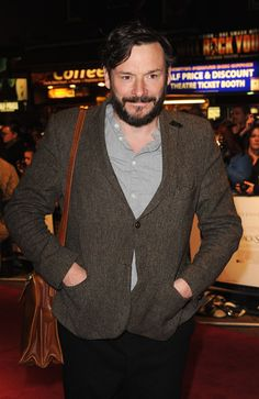julian barratt - not in black and white but I like him that much!