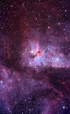 The Keyhole Nebula (which is also known as the Carina Nebula or NGC 3372) is a glowing cloud of gas, dust, and stars some 8000 light years distant toward the constellation Carina. CN is a site of active star formation, and it contains stars that are ten times as hot and 100 times as massive as the Sun. The entire CN is some 200 lights years across.