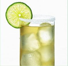 Agave Ginger Rita - Cool taste for cool things